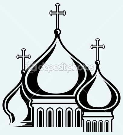 depositphotos 40870123 The bulbous domes of orthodox cathedral temple